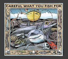 careful fish for