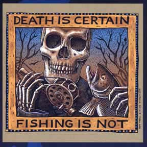 death is certain ray troll shirt