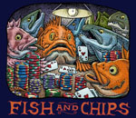 fish and chips ray troll